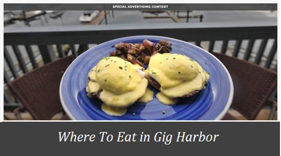 Eat Gig Harbor