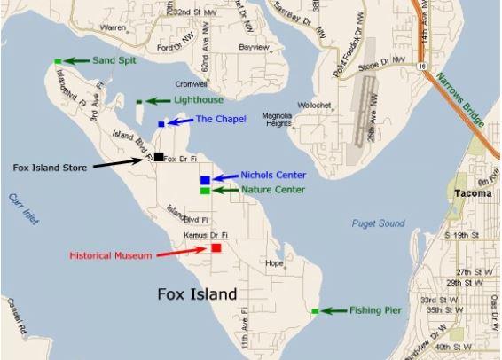 Fox Island Look