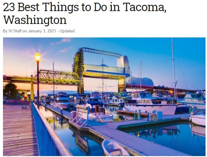 Best Tacoma of